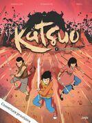 Katsuo - Tome 1 - Le Samouraï Noir