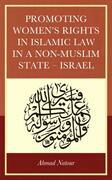 Promoting Women's Rights in Islamic Law in a Non-Muslim State – Israel