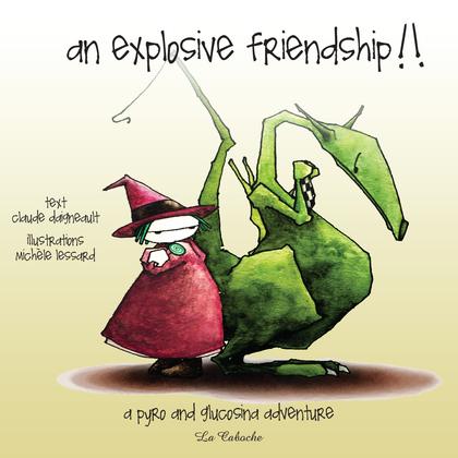 An explosive friendship