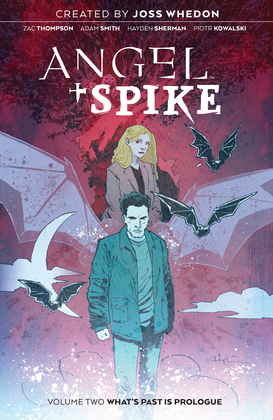 Angel & Spike Vol. 2 SC