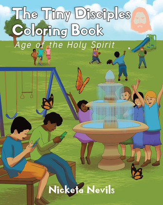 The Tiny Disciples Coloring Book