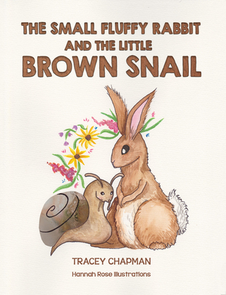 The Small Fluffy Rabbit and the Little Brown Snail