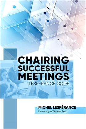 Chairing Successful Meetings