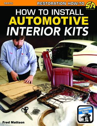 How to Install Automotive Interior Kits