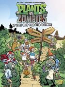 Plants vs Zombies - Tome 16 - Le livre dont vous êtes le zombie
