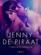 Jenny de Piraat - 7 erotische verhalen