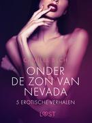 Onder de zon van Nevada - 5 erotische verhalen