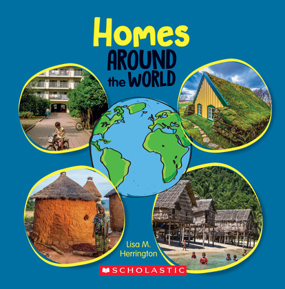 Homes Around the World (Around the World)