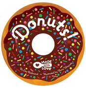 Made with Love: Donuts!