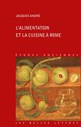 L'Alimentation et la cuisine à Rome