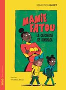 Mamie Fatou, la catcheuse de Kinshasa
