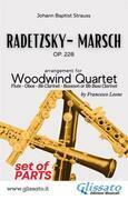 Radetzky - Woodwind Quartet (PARTS)