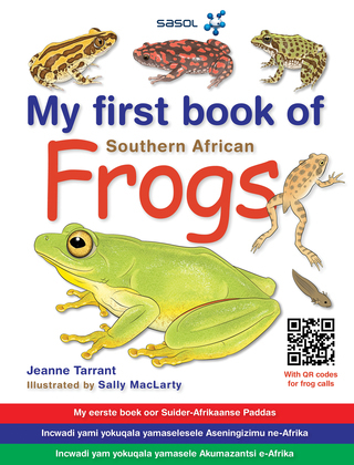 My First Book of Frogs of Southern Africa