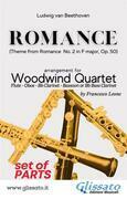 Romance - Woodwind Quartet (PARTS)