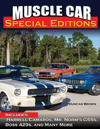 Muscle Car Special Editions