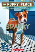 Sparky (The Puppy Place #62)