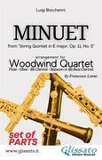Minuet - Woodwind Quartet (PARTS)