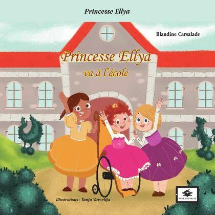 Princesse Ellya va à l'école