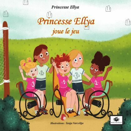 Princesse Ellya joue le jeu
