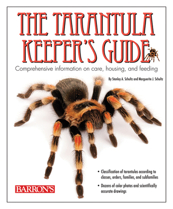 The Tarantula Keeper's Guide