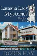 Lasagna Lady Mysteries Books 1 and 2