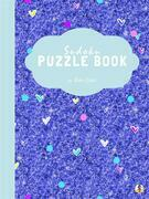Princess Sudoku Puzzle Book (All Levels) for Kids (Printable Version)