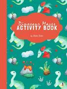 Baby Dinosaur Mazes Activity Book for Kids Ages 3+ (Printable Version)