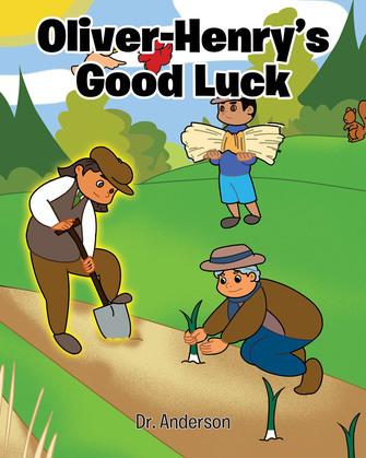 Oliver-Henry's Good Luck