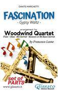 Fascination - Woodwind Quartet (PARTS)