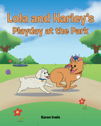 Lola and Harley's Playday at the Park