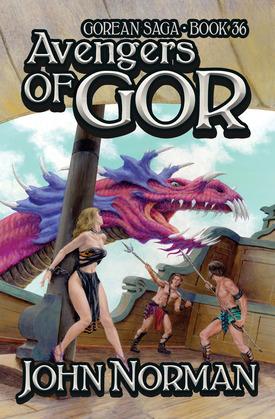 Avengers of Gor