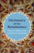Dictionary of the Renaissance