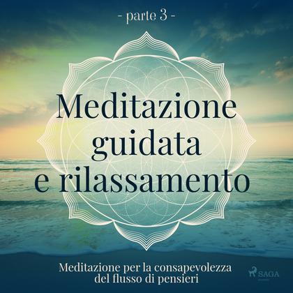 Meditazione guidata e rilassamento (parte 3) - Meditazione per la consapevolezza del flusso di pensieri