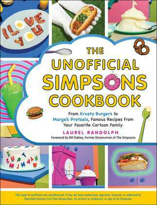 The Unofficial Simpsons Cookbook