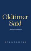 Oldtimer Said