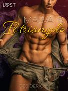 Desiderio 5: Il triangolo - racconto erotico