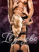 Desiderio 4: Il gazebo - racconto erotico