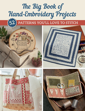 The Big Book of Hand-Embroidery Projects