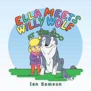Ella Meets Willy Wolf at the Zoo