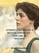 Stories written by a British American – Volume XI