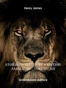 Stories written by a British American – Volume XII