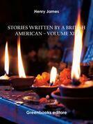 Stories written by a British American – Volume XIV