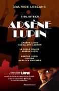 Estuche Arsène Lupin (Pack digital)