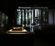 RCR Arquitectes at Centre Pompidou