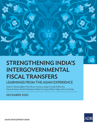 Strengthening India's Intergovernmental Fiscal Transfers