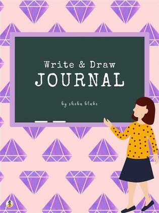 Unicorn Write and Draw Primary Journal for Kids - Grades K-2 (Printable Version)