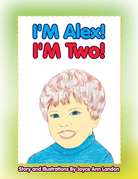 I'm Alex! I'm Two!