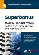 Superbonus - Manuale operativo