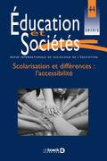 Éducation et sociétés
