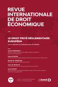 Revue internationale de droit économique